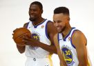 Media Day Wrap: Golden State Warriors