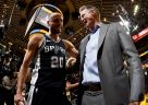 Spurs teammates, coaches reflect on Ginobili