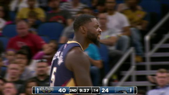 Stephenson Spins to Hoop