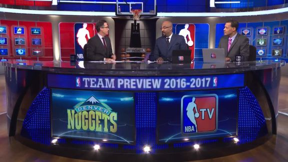 2016-17 Nuggets Season Preview: Is Denver Playoff Bound?