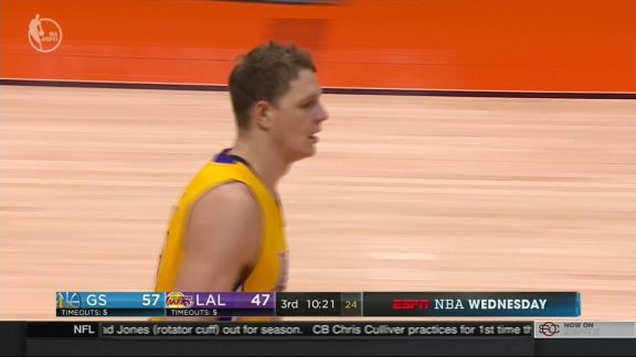 Mozgov Throws Down The Hammer