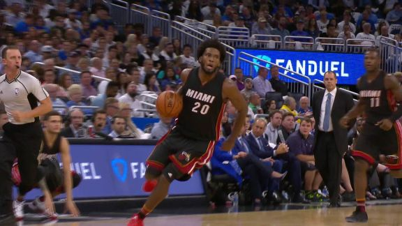 Justise Winslow For The Score And One More