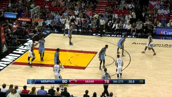 Whiteside With The Putback