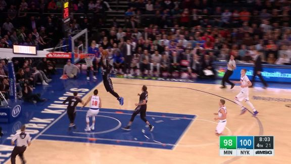 LaVine Oop To Shabazz