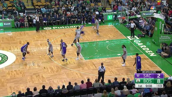 Denied By Horford