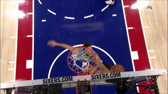 Gallinari With the Rejection