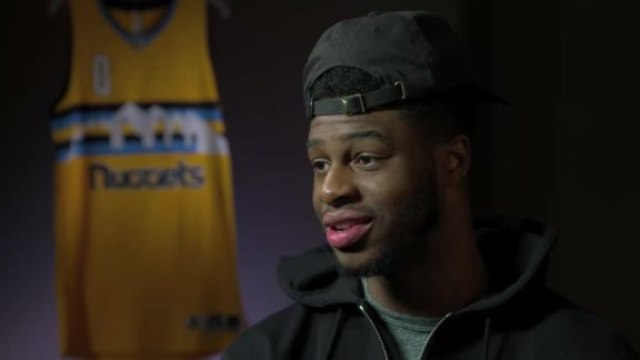 Emmanuel Mudiay Interview