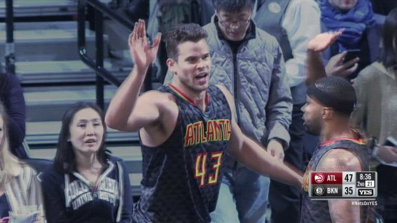 Humphries Brings The Energy