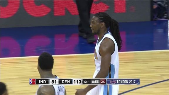Faried Throws It Down
