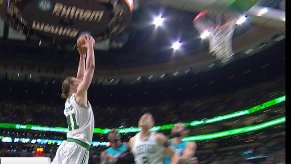 Olynyk's Two - Handed Jam