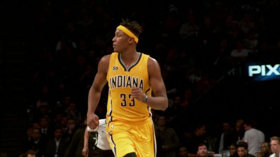 Mini Mix: Myles Turner