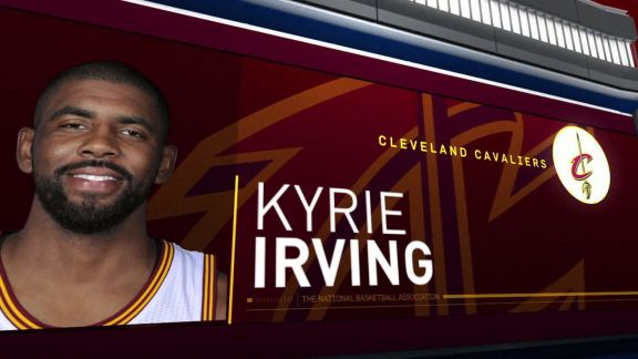 JBL 3-Point Contest 2017: Kyrie Irving