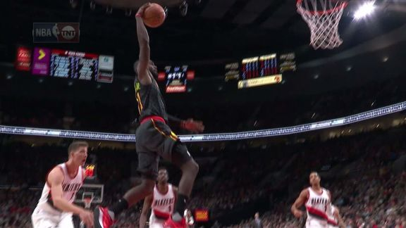 Hardaway Jr Takes Flight