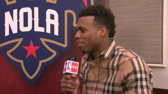 Buddy Hield Talks With Sekou and Lang