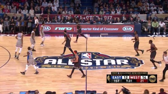 All-Star 2017: Davis For Two