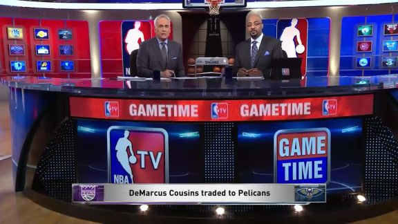 GameTime: DeMarcus Cousins Trade