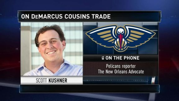 GameTime: Kushner Talks Cousins In NOLA
