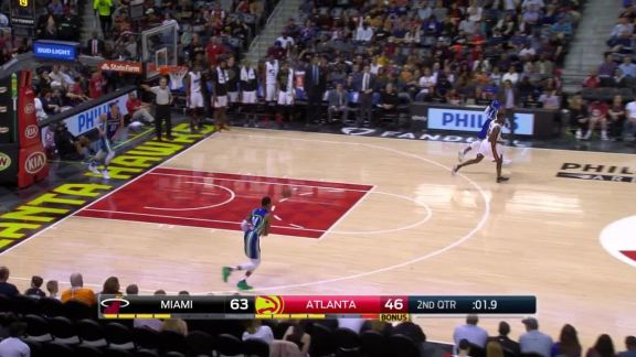 Bazemore Beats The Buzzer