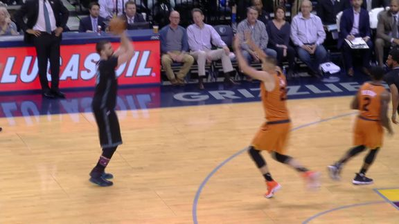 Gasol From Deep