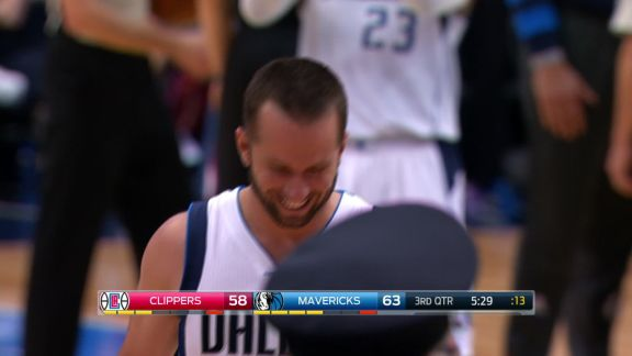 Barea Gets Ejected