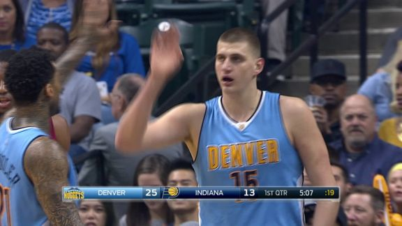 Nikola Jokic's Jam, And-One
