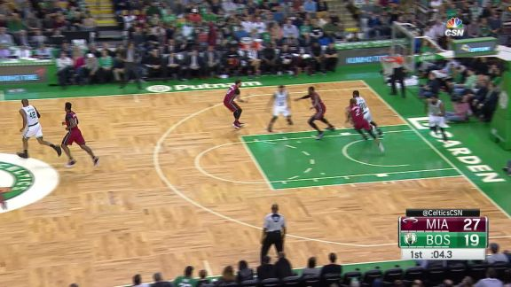 Smart Hits the Buzzer Beater
