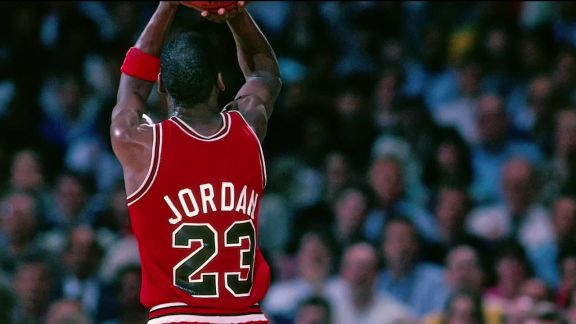 Art of the Triple-Double: Michael Jordan
