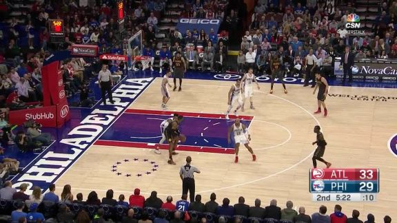 Howard Spins For The And-1