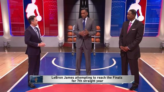 Playoff Preview: LeBron's Quest to the Finals