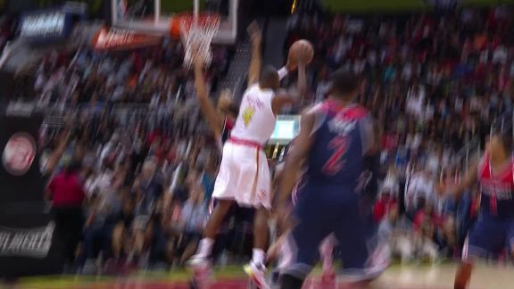 Millsap's Circus Finish