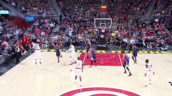 Hardaway Jr. Drains Triple
