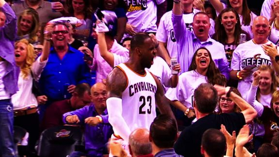 Cavaliers-Pacers 2017 Playoffs Round 1 Series Recap