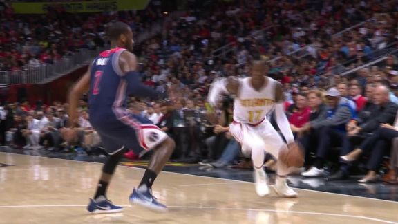 Schroder's Got 'Eem On John Wall