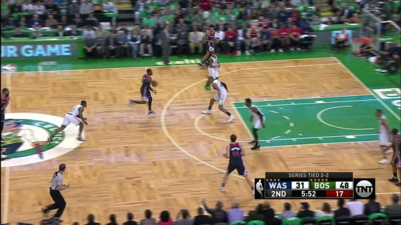 Horford Denies Wall