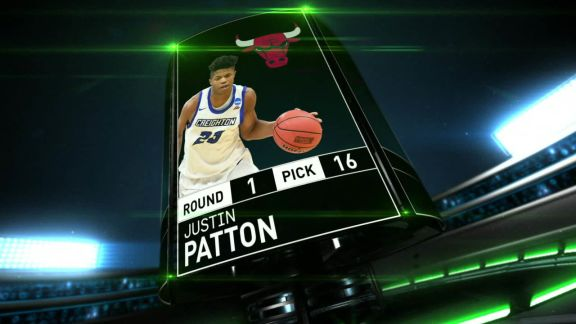 2017 NBA Draft Pick 16 Instant Analysis: Justin Patton