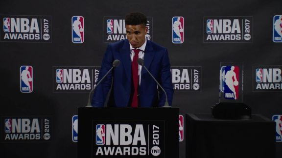 Brogdon: It's An Important Message For People To See