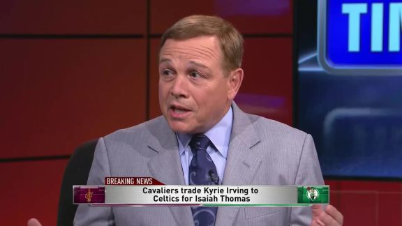 GameTime: Mike Fratello on Irving, Thomas Trade