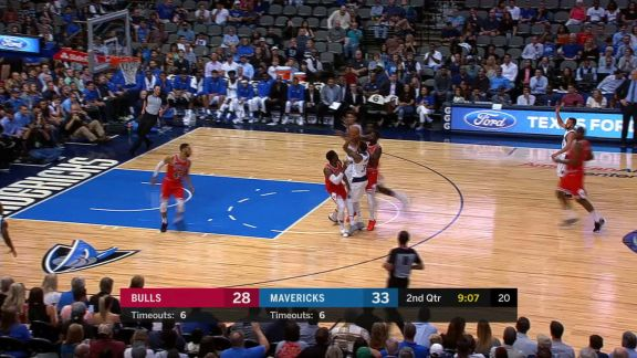 Bobby Portis Steal And Assist