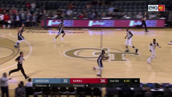 Bembry Fastbreak Dunk