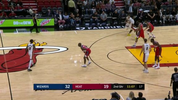 Johnson to Richardson For The Alley-oop
