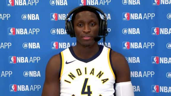 Victor Oladipo - 'Everything Happens For A Reason'
