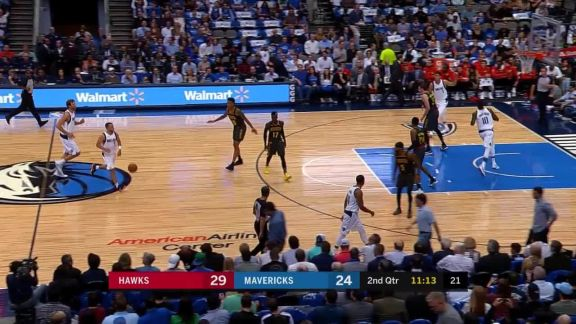 Harris Finishes With The And-One