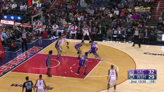 Oubre Jr Cleaning the Glass