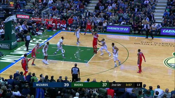 Beal Rejects Giannis