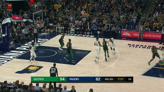 Sabonis With The Put Back