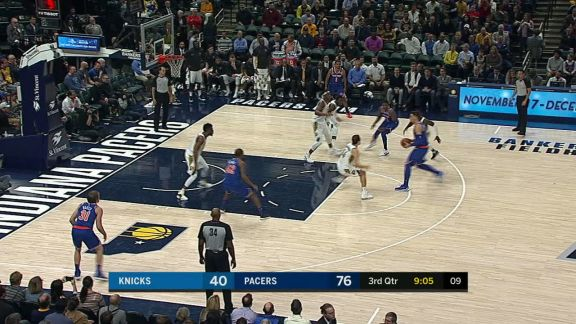Bogdanovic With The Dunk
