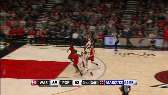 Beal For Three