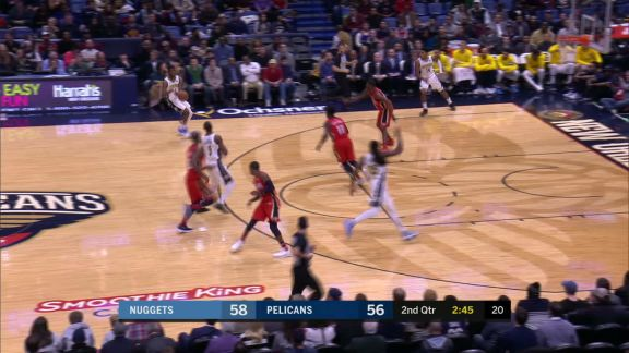 Faried Finishes The Oop