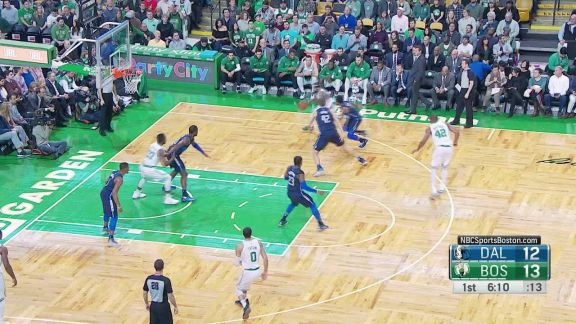 Kyrie Spin Move