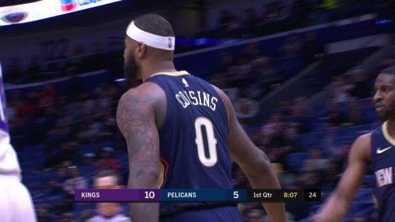 Cousins With The And-1 Layup